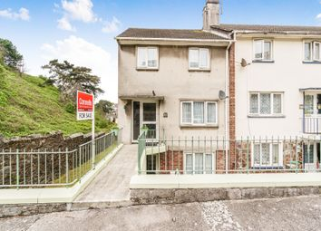 Thumbnail 4 bedroom end terrace house for sale in St Vincent Street, Stoke, Plymouth