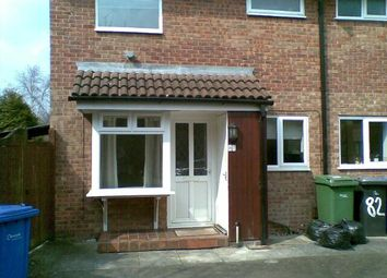 Thumbnail 1 bedroom semi-detached house to rent in Daniel Close, Birchwood, Warrington, Cheshire