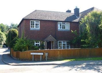 Thumbnail 2 bedroom semi-detached house to rent in Vann Bridge Close, Fernhurst, Haslemere, West Sussex