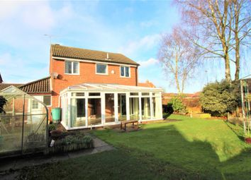 Thumbnail 4 bedroom detached house for sale in Wolsey Way, Glebe Park, Lincoln