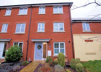 4 bed terraced house for sale in Wickham Road, Fareham PO16
