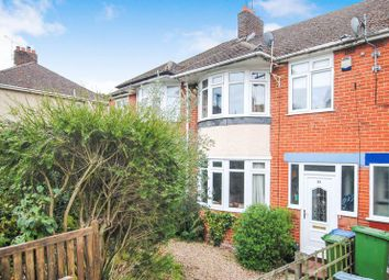 Thumbnail 3 bed terraced house for sale in Bryanston Road, Southampton