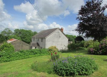 Thumbnail 4 bed detached house for sale in Penback Farm, Llanboidy, Whitland, Carmarthenshire