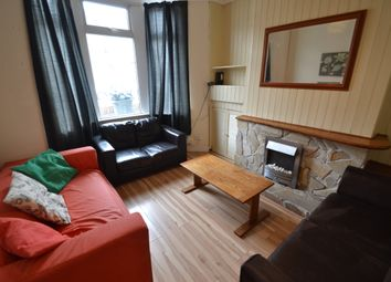 Thumbnail 4 bed property to rent in Llantrisant Street, Cathays, Cardiff