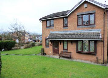 Thumbnail 3 bed detached house for sale in Heron Close, Blackburn, Lancashire