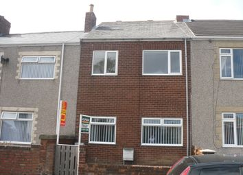 Thumbnail 2 bed flat to rent in Ellesmere Gardens, Stakeford