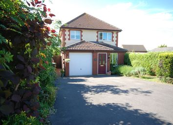 Thumbnail 3 bed detached house for sale in Glebe Road, Trowbridge