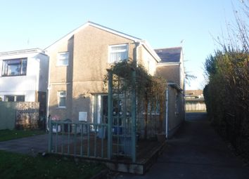 Thumbnail 3 bed semi-detached house for sale in 201 Dunvant Road, Killay
