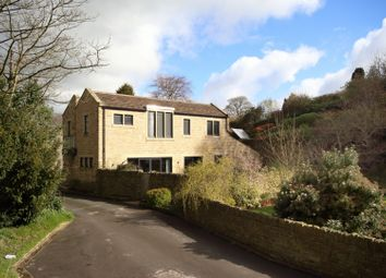 Thumbnail 5 bed detached house for sale in Dean Fold, Highburton, Huddersfield