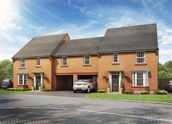 "Thumbnail 4 bed detached house for sale in ""Hurst"" at Black Firs Lane, Somerford, Congleton"
