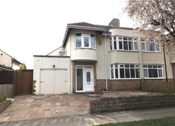 Thumbnail 4 bed semi-detached house for sale in Lakeside, Darlington, County Durham