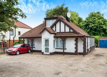 Thumbnail 3 bed bungalow for sale in Mousehold Lane, Sprowston, Norwich