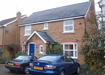 Thumbnail 4 bed detached house to rent in Puddingstone Drive, St Albans, Hertfordshire