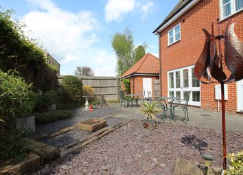 Thumbnail 4 bed detached house for sale in Barley Close, Mistley, Manningtree