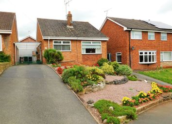 Thumbnail 2 bed detached bungalow for sale in Wolseley Road, Kingston Hill, Stafford