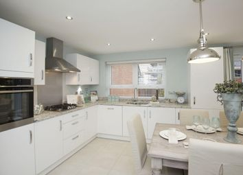 "Thumbnail 4 bed detached house for sale in ""Chesham"" at Coppice Green Lane, Shifnal"