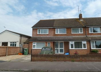 Thumbnail 4 bed semi-detached house for sale in Kendal Road, Longlevens, Gloucester