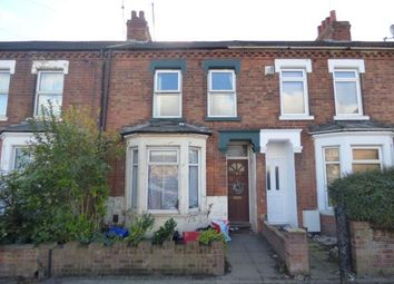 Thumbnail 3 bed terraced house for sale in St. Leonards Road, Northampton, Northamptonshire
