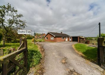 Thumbnail 4 bed bungalow for sale in Hound Hill, Marchington, Uttoxeter