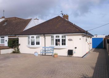 Thumbnail 3 bed detached bungalow for sale in Oldfield Road, Eastbourne