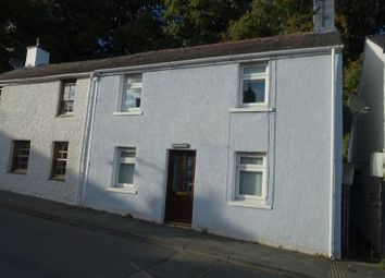 Thumbnail 2 bed terraced house to rent in Wexham Street, Beaumaris