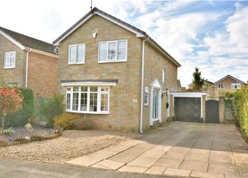 Thumbnail 4 bed detached house for sale in Foxwood Walk, Wetherby, West Yorkshire