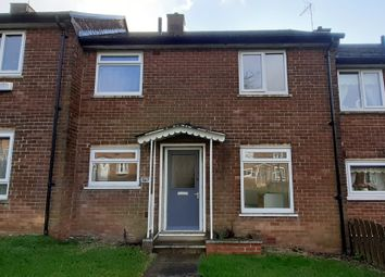 Thumbnail 3 bed terraced house to rent in Lowedges Crescent, Lowedges, Sheffield