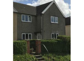 Thumbnail 3 bed semi-detached house for sale in Dyffryn Crescent, Rhydyfelin, Pontypridd, Mid Glamorgan
