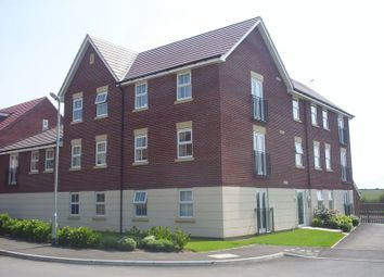 Thumbnail 1 bed flat for sale in Robinson Way, Wootton, Northampton