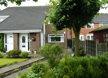 Thumbnail 2 bed flat to rent in West Meadow, Stockport