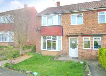 Thumbnail 3 bedroom semi-detached house for sale in St Williams Way, Rochester, Kent