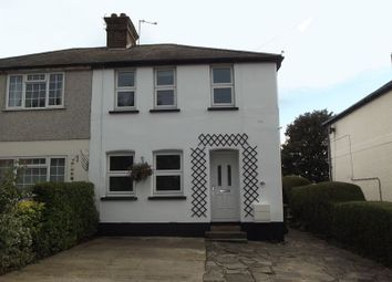 Thumbnail 3 bed semi-detached house for sale in School Lane, Horton Kirby, Dartford