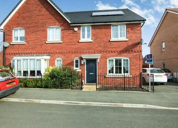 Thumbnail 4 bed semi-detached house to rent in Verbena Drive, Liverpool