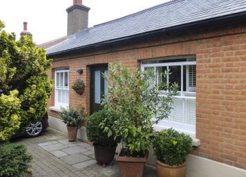 Thumbnail 2 bed semi-detached bungalow for sale in Chestnut Lane, Weybridge, Surrey