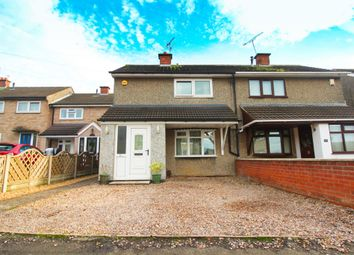 Thumbnail 2 bed semi-detached house for sale in Flamborough Road, Leicester