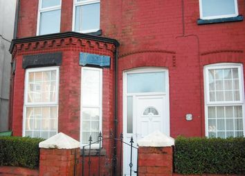 Thumbnail 2 bed flat to rent in Sandringham Road, Waterloo, Liverpool, Merseyside