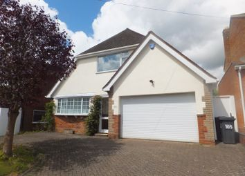 Thumbnail 4 bed detached house for sale in Weeford Road, Four Oaks, Sutton Coldfield