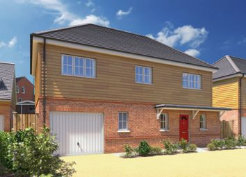 Thumbnail 4 bed detached house for sale in Cromwell Road, Shaw, Newbury