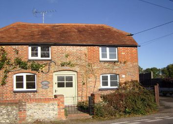 Thumbnail 2 bed cottage to rent in Harpsden, Henley-On-Thames