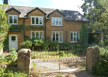 Thumbnail 4 bed cottage for sale in Church Walk, Great Billing, Northampton