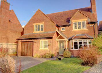 Thumbnail 4 bed detached house for sale in Bryer Hill Furlong, Cogenhoe, Northampton