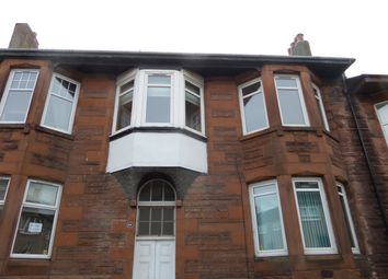 Thumbnail 2 bed flat for sale in Alexander Street, Coatbridge