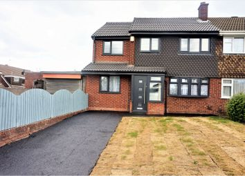 4 bed detached house for sale in Tunnel Road, West Bromwich B70