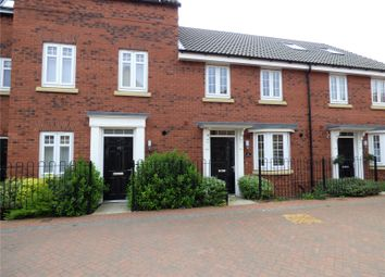 Thumbnail 3 bed town house to rent in Derwent Drive, Doncaster