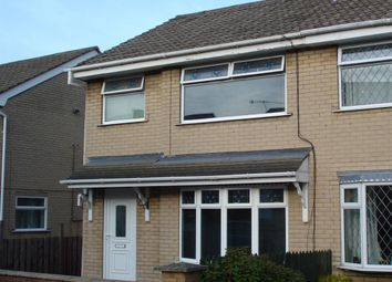 3 bed semi-detached house for sale in Tunwell Greave, Sheffield S5