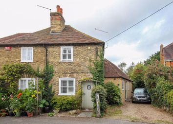 Thumbnail 2 bed cottage to rent in The Street, Wickhambreaux, Canterbury