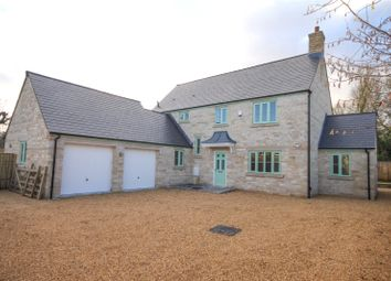 Thumbnail 4 bed detached house for sale in Windmill Road, Kemble, Cirencester