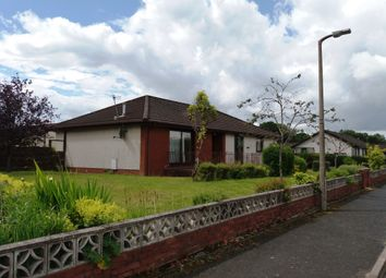 Thumbnail 4 bed detached bungalow for sale in Kingsway, Kirkconnel