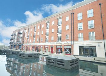 Thumbnail 2 bed flat for sale in Bridge House, Waterside, Dickens Heath