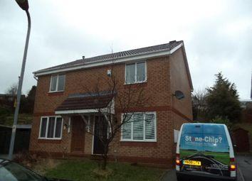 Thumbnail 2 bed semi-detached house for sale in Ploughmans Croft, Bradford